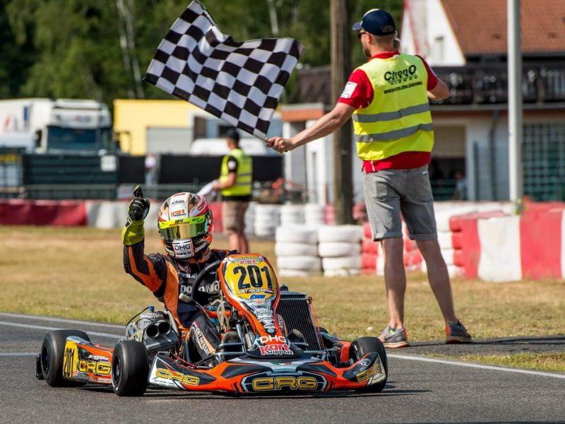 Joey Hanssen Karting 5