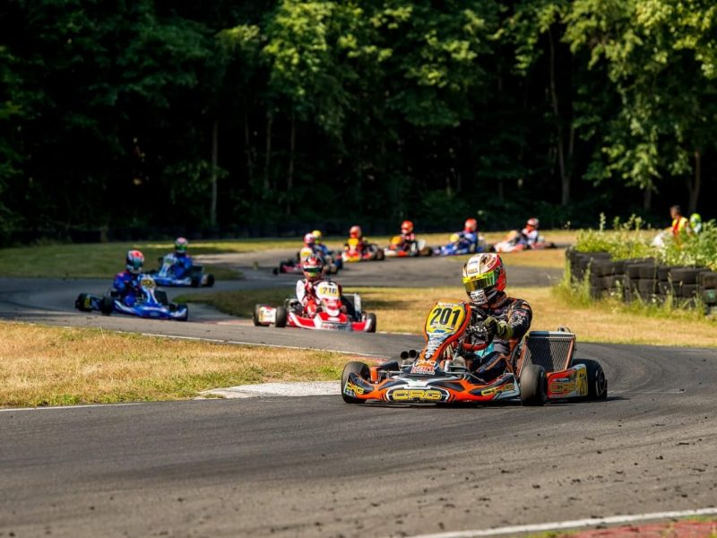 Joey Hanssen Karting 6