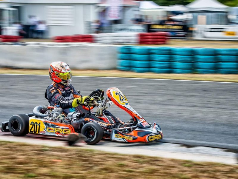 Joey Hanssen Karting 7
